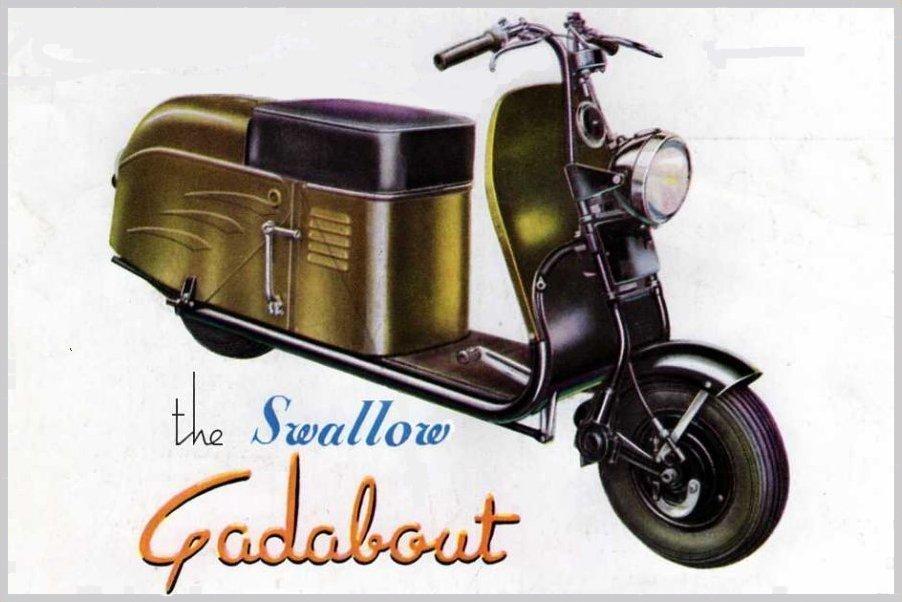 Swallow Gadabout
